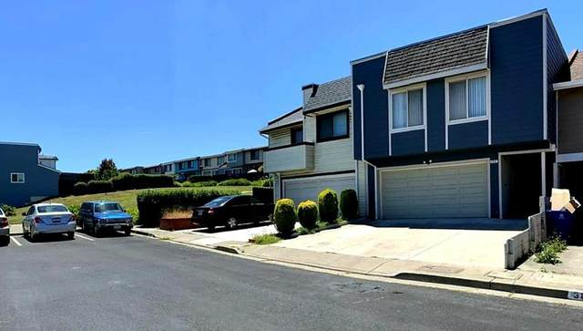 3807 Crofton Way, South San Francisco, CA 94080 (#ML81804299) :: Strock Real Estate