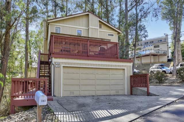 383 El Granada. Blvd, El Granada, CA 94018 (#ML81804320) :: The Kulda Real Estate Group