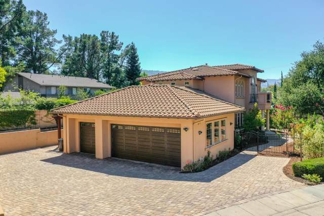 10 Bersano Ln, Los Gatos, CA 95030 (#ML81804324) :: The Goss Real Estate Group, Keller Williams Bay Area Estates