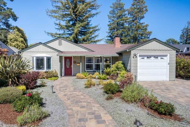 1287 Windsor Way, Redwood City, CA 94061 (#ML81804355) :: Strock Real Estate