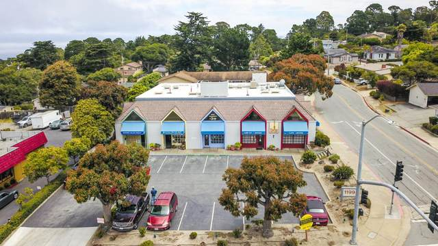 1199 Forest Ave, Pacific Grove, CA 93950 (#ML81804379) :: Alex Brant