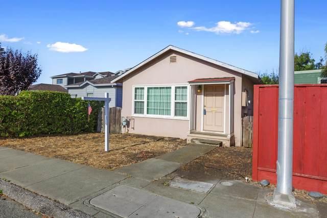 2312 Francisco Blvd, Pacifica, CA 94044 (#ML81804390) :: Strock Real Estate