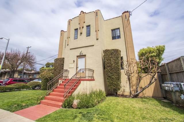 436 N Claremont St, San Mateo, CA 94401 (#ML81804434) :: Alex Brant Properties