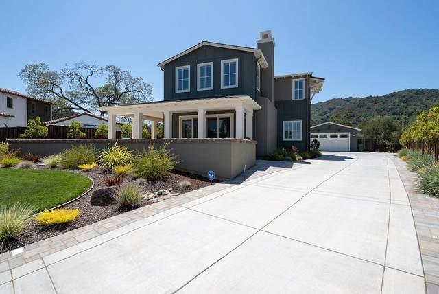 130 Prospect Ave, Los Gatos, CA 95030 (#ML81804441) :: Robert Balina | Synergize Realty