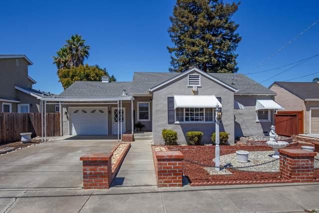 473 S Henry Ave, San Jose, CA 95117 (#ML81804503) :: Intero Real Estate