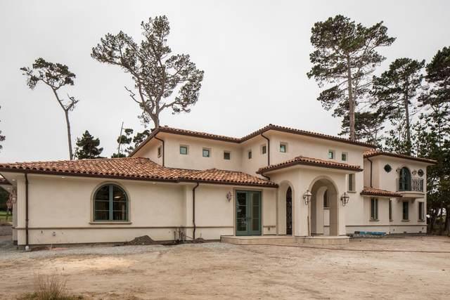 1158 Dunes Rd, Pebble Beach, CA 93953 (#ML81804520) :: Intero Real Estate