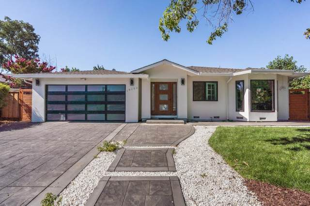 18283 Baylor Ave, Saratoga, CA 95070 (#ML81804531) :: Live Play Silicon Valley