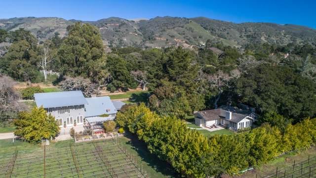 29 Los Robles Rd, Carmel Valley, CA 93924 (#ML81804588) :: Intero Real Estate