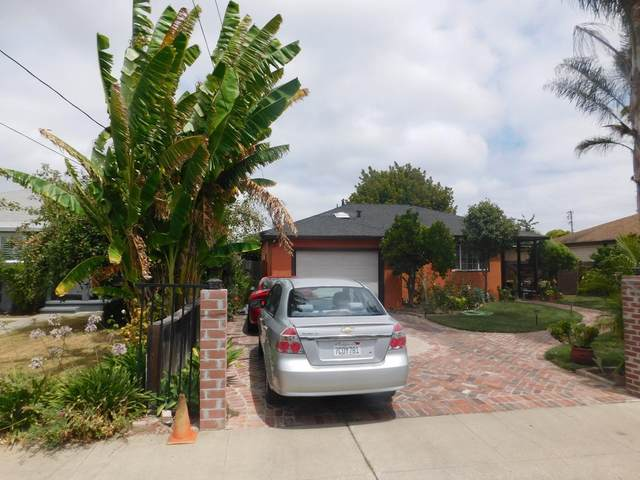 220 Daphne Way, East Palo Alto, CA 94303 (#ML81804596) :: Intero Real Estate