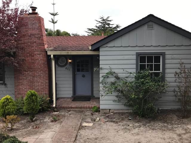861 Fountain Ave, Monterey, CA 93940 (#ML81804602) :: Intero Real Estate