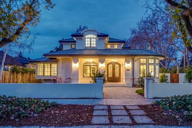 2189 Webster St, Palo Alto, CA 94301 (#ML81804604) :: Strock Real Estate