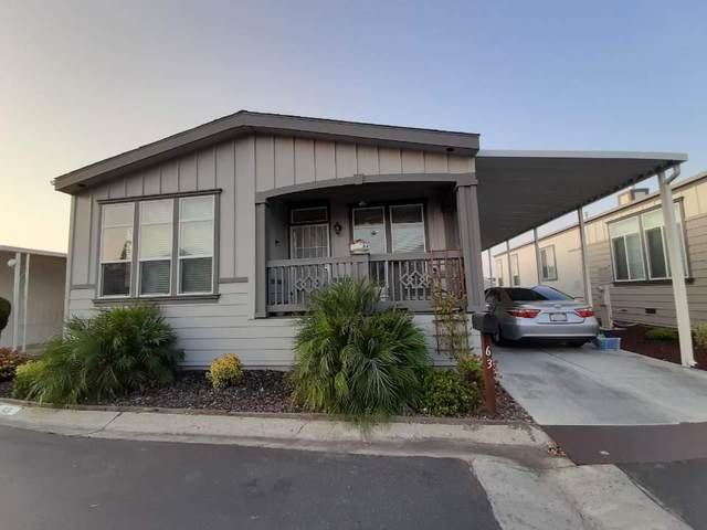433 Sylvan Ave 63, Mountain View, CA 94041 (#ML81804620) :: Robert Balina | Synergize Realty