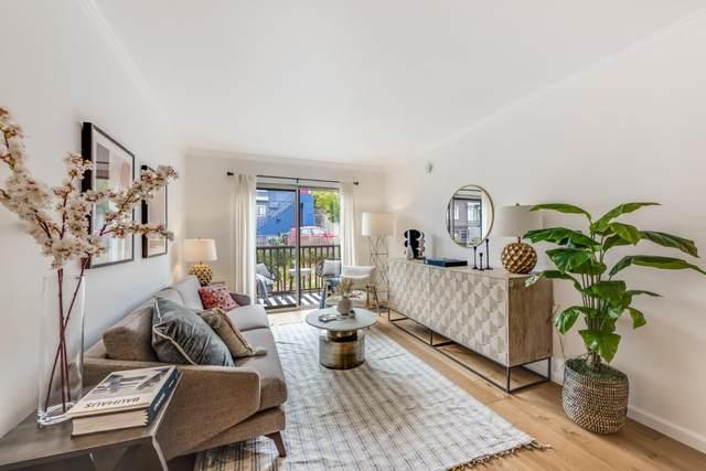 3241 Mission St 8, San Francisco, CA 94110 (#ML81804663) :: Strock Real Estate