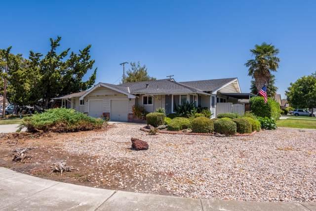 163 Roxbury St, Santa Clara, CA 95050 (#ML81804671) :: Strock Real Estate