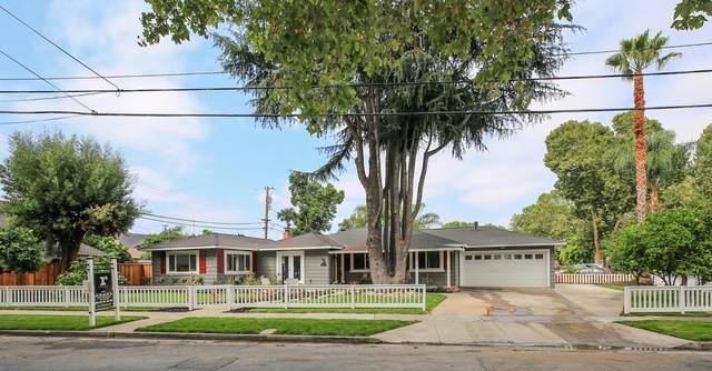 1355 Cherry Ave, San Jose, CA 95125 (#ML81804680) :: The Goss Real Estate Group, Keller Williams Bay Area Estates