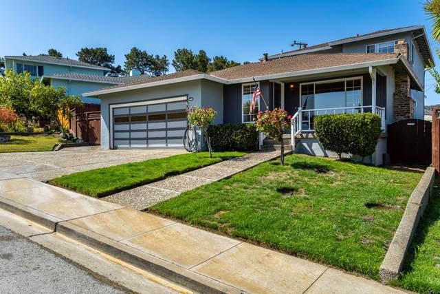 121 Glenbrook Ln, San Bruno, CA 94066 (#ML81804732) :: The Sean Cooper Real Estate Group