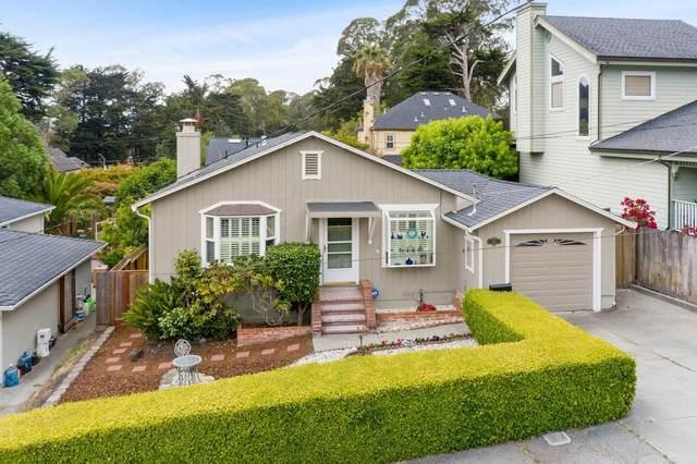 124 Juanita Ave, Pacifica, CA 94044 (#ML81804738) :: The Kulda Real Estate Group