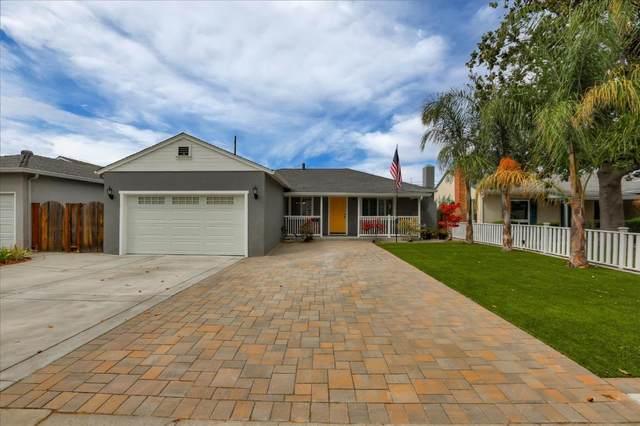 1377 San Juan Ave, San Jose, CA 95110 (#ML81804741) :: Robert Balina | Synergize Realty