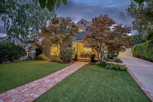 1014 Louise Ave, San Jose, CA 95125 (#ML81804768) :: Robert Balina | Synergize Realty