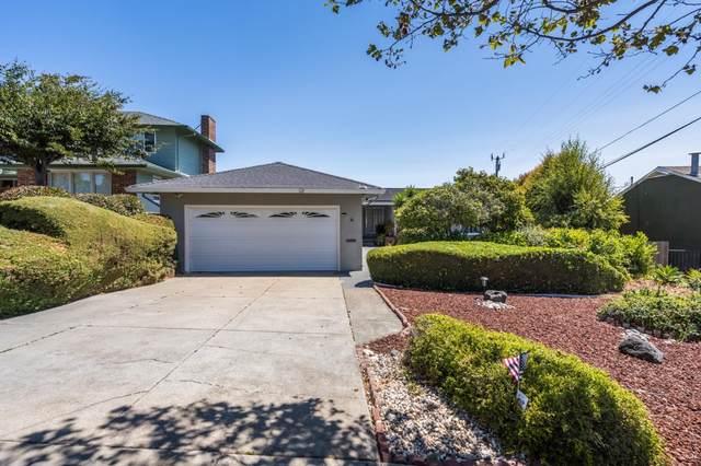 6 Corte Dorado, Millbrae, CA 94030 (#ML81804782) :: The Realty Society