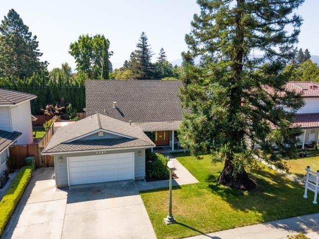 2587 Hill Park Dr, San Jose, CA 95124 (#ML81804785) :: The Kulda Real Estate Group