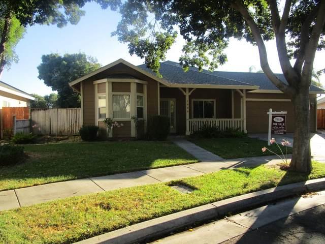 1880 Pitzer Way, Los Banos, CA 93635 (#ML81804786) :: Strock Real Estate