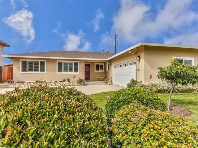 725 La Mesa Dr, Salinas, CA 93901 (#ML81804821) :: Strock Real Estate