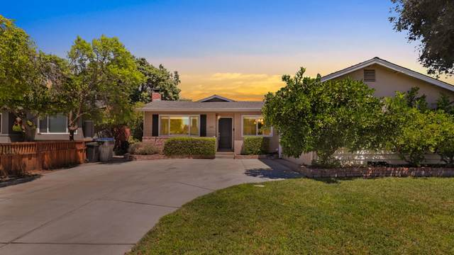 3696 Justine Dr, San Jose, CA 95124 (#ML81804822) :: The Goss Real Estate Group, Keller Williams Bay Area Estates