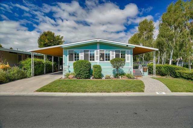 531 Millpond Dr 531, San Jose, CA 95125 (#ML81804843) :: The Kulda Real Estate Group