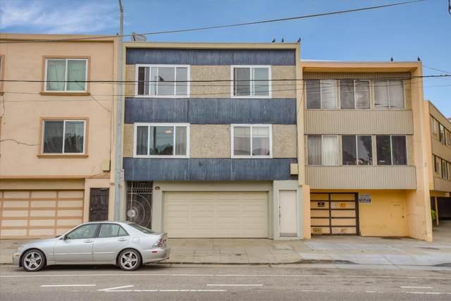 334 Alemany Blvd 2, San Francisco, CA 94110 (#ML81804844) :: Olga Golovko