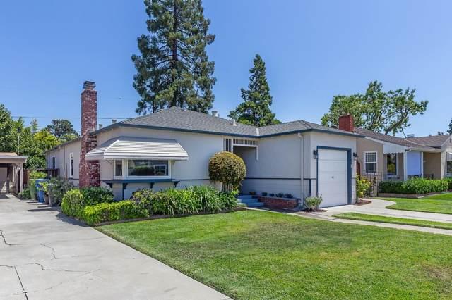 564 Irving Ave, San Jose, CA 95128 (#ML81804854) :: Robert Balina | Synergize Realty