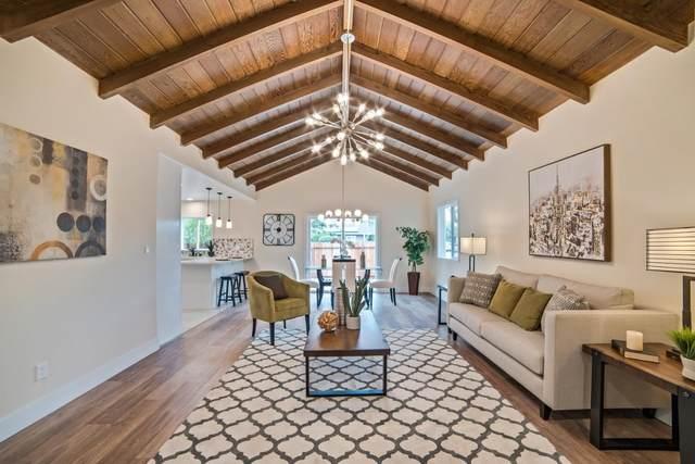 713 Clinton St A, Redwood City, CA 94061 (#ML81804862) :: Strock Real Estate