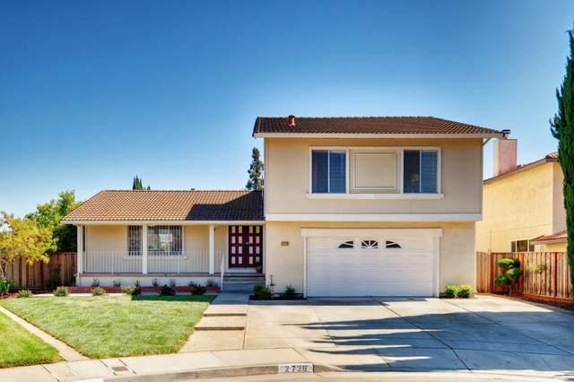 2726 Glen Amador Ct, San Jose, CA 95148 (#ML81804863) :: The Goss Real Estate Group, Keller Williams Bay Area Estates