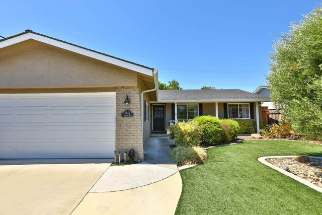 2643 Aragon Way, San Jose, CA 95125 (#ML81804902) :: The Kulda Real Estate Group