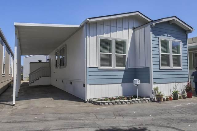 3015 E Bayshore Rd 306, Redwood City, CA 94063 (#ML81804930) :: Strock Real Estate
