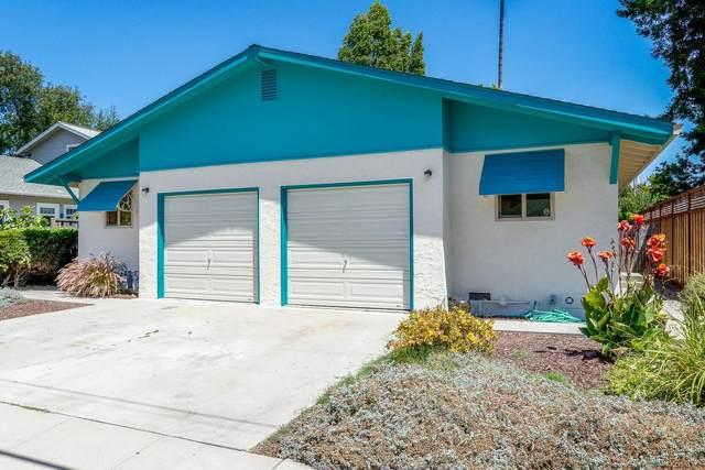 732 Pine St, Santa Cruz, CA 95062 (#ML81804960) :: Robert Balina | Synergize Realty