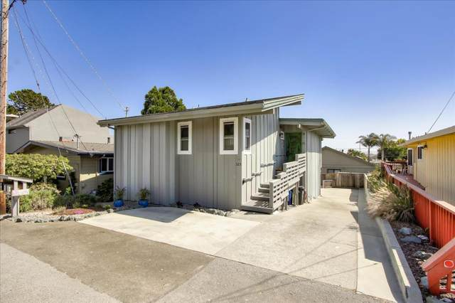 323 Hillcrest Dr, Aptos, CA 95003 (#ML81804964) :: The Kulda Real Estate Group