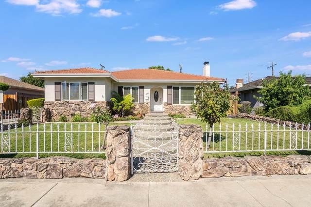 1078 Fairfield Ave, Santa Clara, CA 95050 (#ML81804967) :: Real Estate Experts