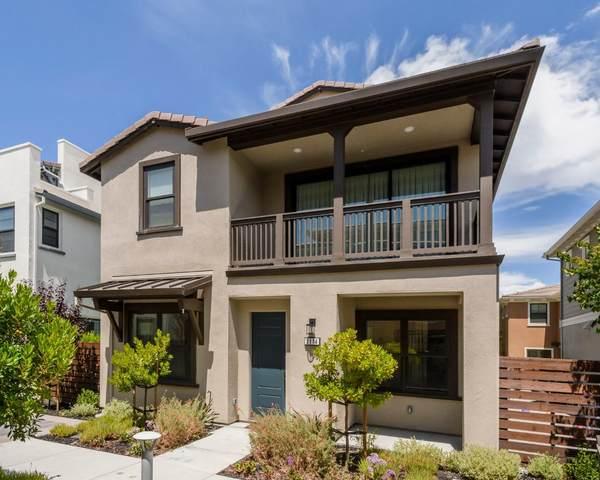 3114 Contreras Dr 11, San Mateo, CA 94403 (#ML81805006) :: Alex Brant Properties