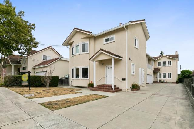 28-32 Hazel Ave, Millbrae, CA 94030 (#ML81805016) :: Live Play Silicon Valley