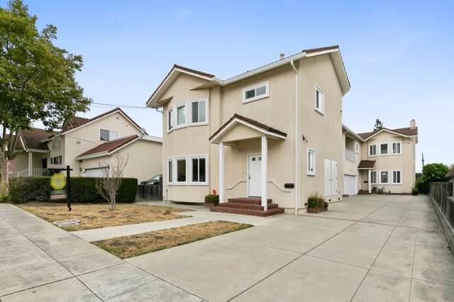 28-32 Hazel Ave, Millbrae, CA 94030 (#ML81805016) :: The Realty Society
