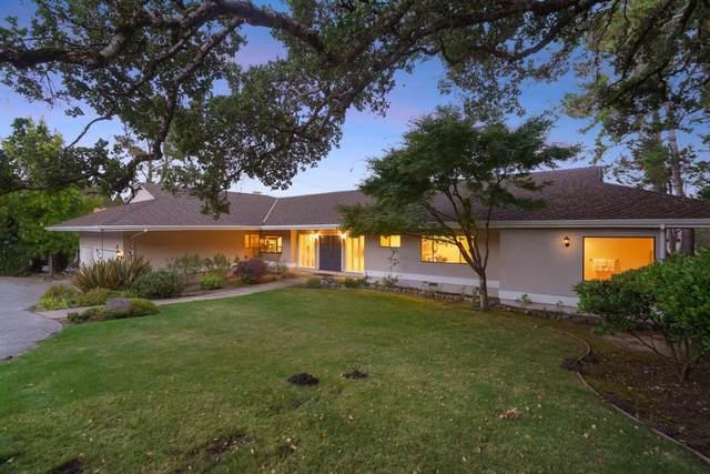 1245 Lakeview Dr, Hillsborough, CA 94010 (#ML81805017) :: The Kulda Real Estate Group