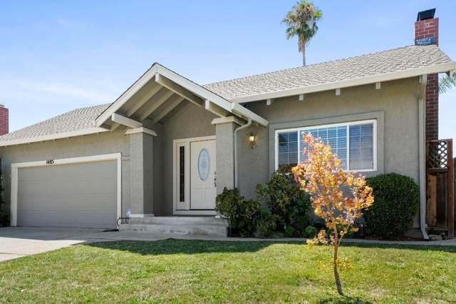 1485 Camino Cerrado, San Jose, CA 95128 (#ML81805026) :: The Goss Real Estate Group, Keller Williams Bay Area Estates