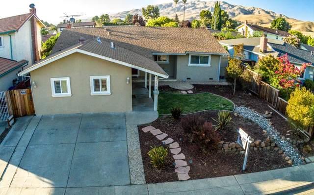1725 Butano Dr, Milpitas, CA 95035 (#ML81805046) :: The Goss Real Estate Group, Keller Williams Bay Area Estates