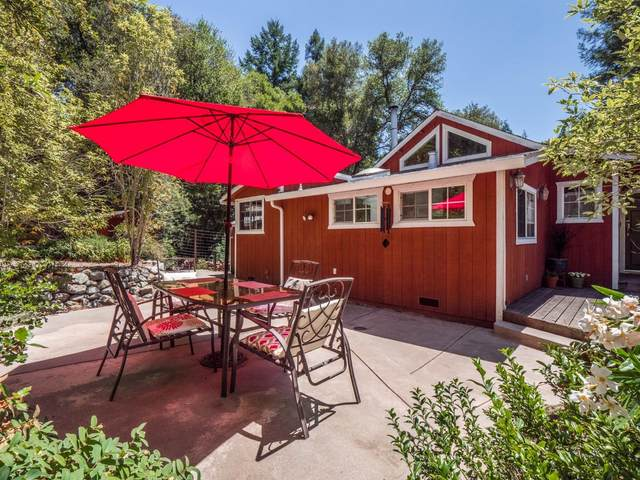 435 Hazel Brake, Boulder Creek, CA 95006 (#ML81805053) :: The Kulda Real Estate Group
