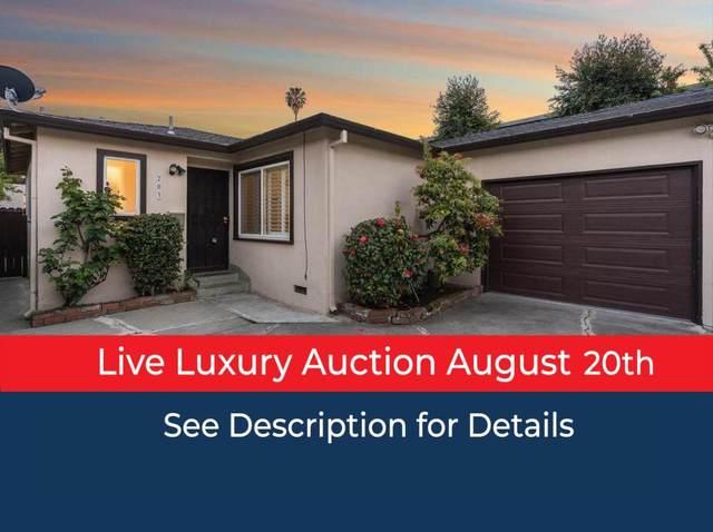 201 Redwood Ave, Redwood City, CA 94061 (#ML81805077) :: Strock Real Estate