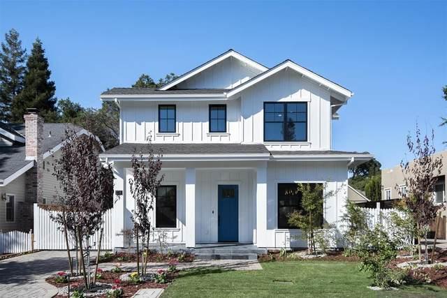 214 Caldwell Ave, Los Gatos, CA 95032 (#ML81805097) :: Robert Balina | Synergize Realty