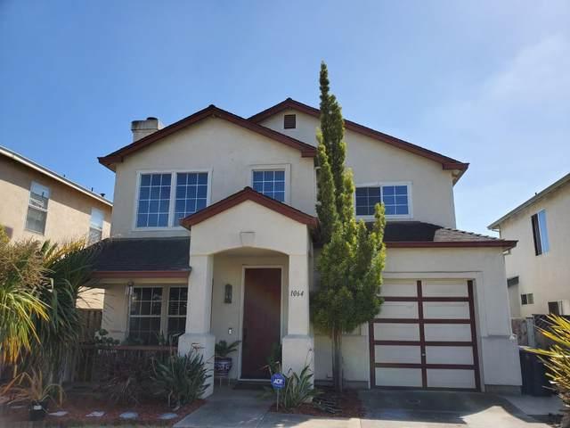 1064 Kensington Way, Salinas, CA 93906 (#ML81805111) :: Robert Balina | Synergize Realty