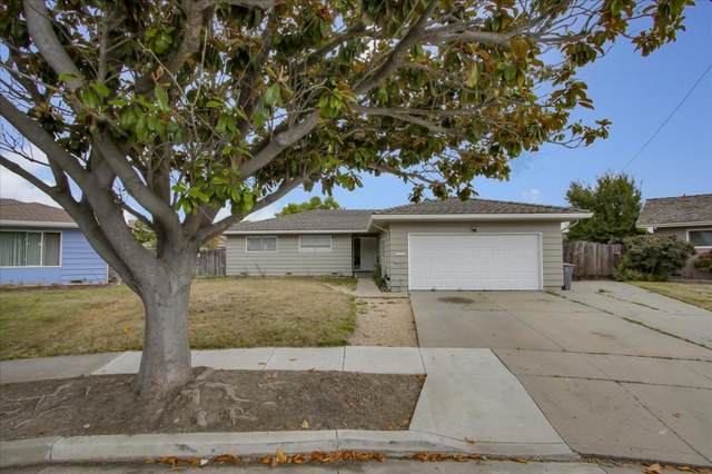 1062 Santa Fe Way, Salinas, CA 93901 (#ML81805149) :: Robert Balina | Synergize Realty