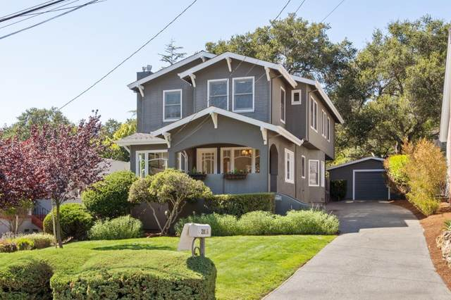 2016 Mezes Ave, Belmont, CA 94002 (#ML81805173) :: The Realty Society
